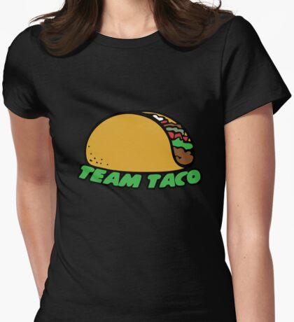 Team TACO Womens Fitted T-Shirt