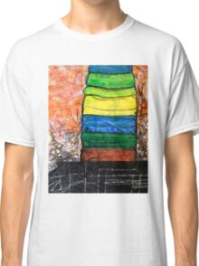 Piled Color Classic T-Shirt