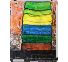 Piled Color iPad Case/Skin