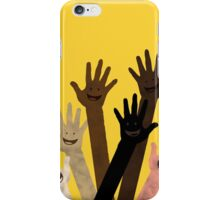 My Hands -Netural iPhone Case/Skin
