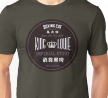 Boxing Cat Brewery King Louie Imperial Stout Chinese Beer Unisex T-Shirt