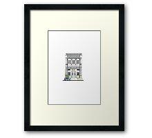Penang House Framed Print