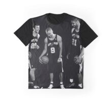 The Big Three- Reunion Graphic T-Shirt
