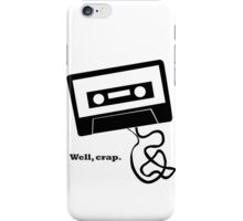 The scourge of the '80's iPhone Case/Skin