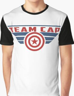 PLEASE SUPPORT TEAM CAP Graphic T-Shirt