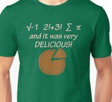 I 8 Sum Pie Unisex T-Shirt
