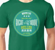 Boxing Cat Brewery Right Hook Helles Chinese Beer Unisex T-Shirt