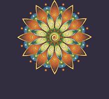 Spiral flower Unisex T-Shirt