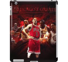 Greatest Players In History iPad Case/Skin