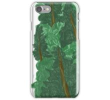 Forest Border iPhone Case/Skin