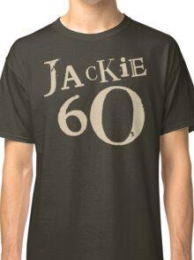 Brown Jackie 60 Logo Wear Classic T-Shirt
