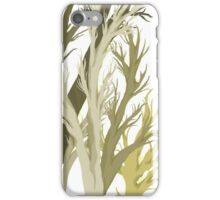 Dead Forest Border iPhone Case/Skin