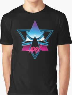 Apex Chrome | Black Background | High Quality! Graphic T-Shirt