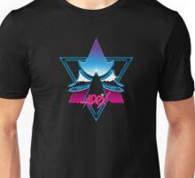 Apex Chrome   Black Background   High Quality! Unisex T-Shirt