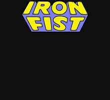 Iron Fist - Classic Title - Clean Unisex T-Shirt