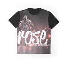 High And Low Dribble Graphic T-Shirt