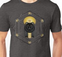 Golden Sekhmet Unisex T-Shirt