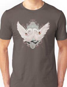 Warring Swans Unisex T-Shirt