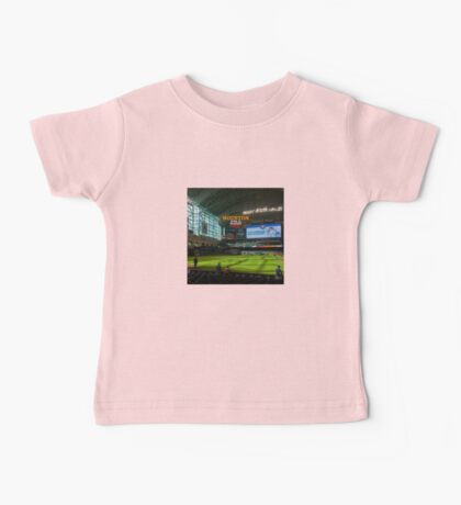 Astros Baseball Baby Tee