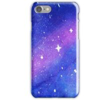 Galaxy Painting iPhone Case/Skin