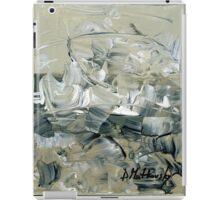 ABSTRACT 2 - Original acrylic painting on Canvas iPad Case/Skin