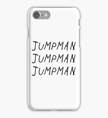 Drake - Jumpman Phone Case iPhone Case/Skin