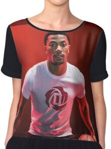 Dribbling Lessons by The Star Player Chiffon Top