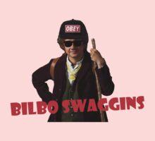 Bilbo-Swaggins Cap Baby Tee