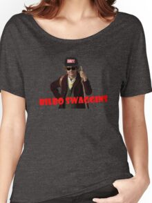 Bilbo-Swaggins Cap Women's Relaxed Fit T-Shirt