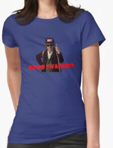 Bilbo-Swaggins Cap Womens Fitted T-Shirt