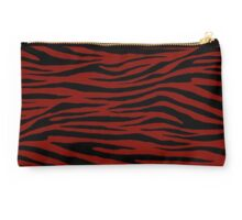 0128 Barn Red Tiger Studio Pouch