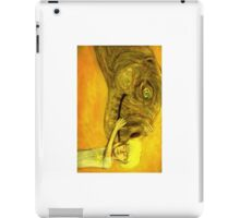 have you hugged your dinosaur today? iPad Case/Skin