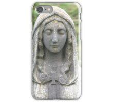 Irish Statue - Unknown iPhone Case/Skin