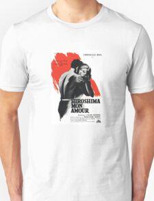 Hiroshima Mon Amour - French New Wave Classic Unisex T-Shirt