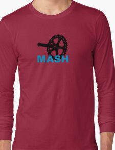 Fixie mash crank Long Sleeve T-Shirt
