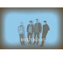 Alt J-Breezeblocks Photographic Print
