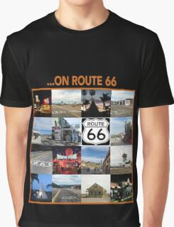 ...on Route 66 Graphic T-Shirt