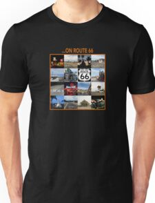 ...on Route 66 Unisex T-Shirt