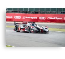 Audi Sport Team Joest No 8 Canvas Print