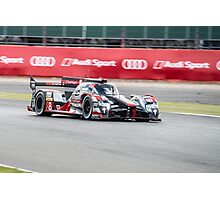 Audi Sport Team Joest No 8 Photographic Print