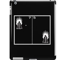 Game of Ping Pong iPad Case/Skin