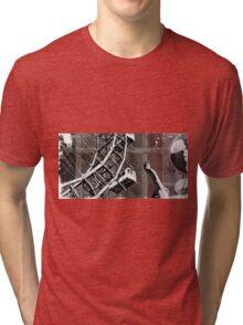 Eindrücke aus Wien Tri-blend T-Shirt