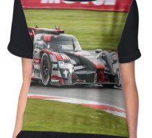 Audi Sport Team Joest No 8 Chiffon Top