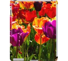 2016 Blooms 2 iPad Case/Skin