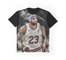 Warmed Up James Graphic T-Shirt