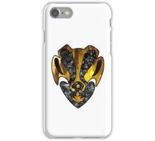 Huflpuff Crest iPhone Case/Skin