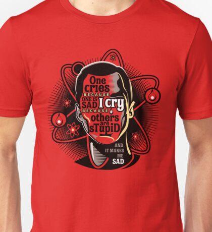 Physicist's Tears Unisex T-Shirt