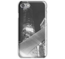 Never Forget freedom towers iPhone Case/Skin
