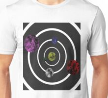 Orbit Of Colour Unisex T-Shirt