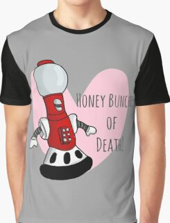 Honey Bunches of Death Graphic T-Shirt